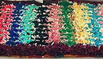 Les tapis Boucherouite, surprenants avec leur touche ethnique chic