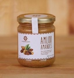 Amlou almonds 190 gr