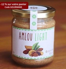 Amlou amandes light 190g