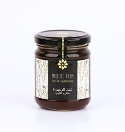 Thyme honey from Morocco