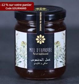 Miel d'euphorbe 250 gr (Daghmouss)