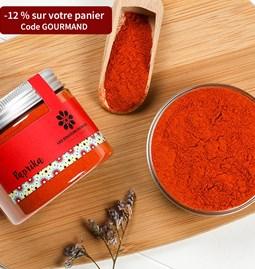 Paprika - Piment doux 100 gr
