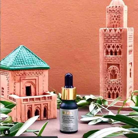 Elixir de beauté  - Design : BELARA