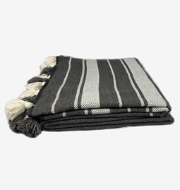 Couverture 100 % laine