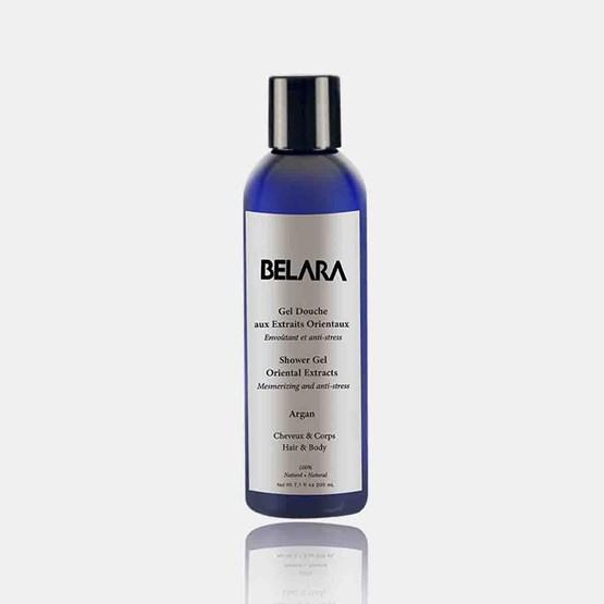 Gel douche aux extraits orientaux - Design : BELARA