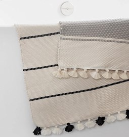 Striped bathmat   - Copy - Copy