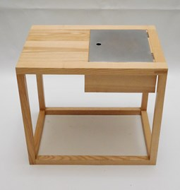 NORMA bedside table - end table