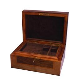 Boîte à bijoux en bois de Thuya