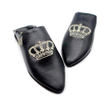 Babouches Boosh Royale Black 3