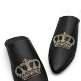 Babouches Boosh Royale Black 2