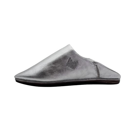 Babouches Boosh Original silver - Design : HD EXCLUSIF