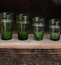 12 Verres beldi vert