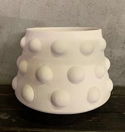 Vase fantaisie biscuit