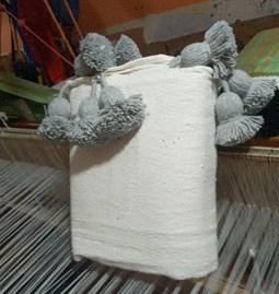 Couverture  100 % coton