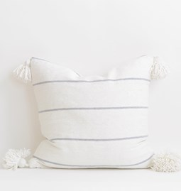 Kenza Cushion Cover - 100% cotton