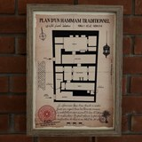 Plan d'un Hammam traditionnel (2) 2