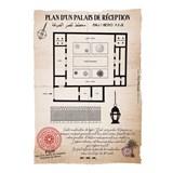 Plan d'un Palais de réception 3