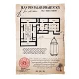 Plan d'un Palais d'habitation 3