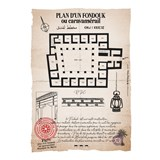 Plan d'un Fondouk 3