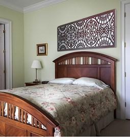 Tête de lit lumineuse moderne