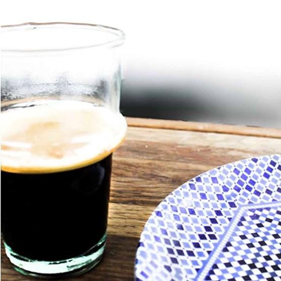 6 verres à café beldi   - Design : AFRIKAN LAGOM