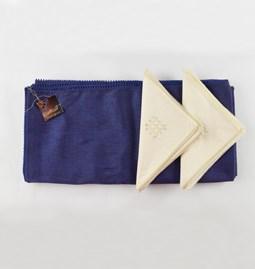 Nappe Sabra & 6 serviettes
