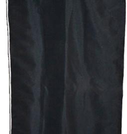 Housse pour vêtement en taffetas