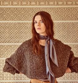 Pull en laine Zaria