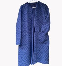 Manteau/veste Widad bleue