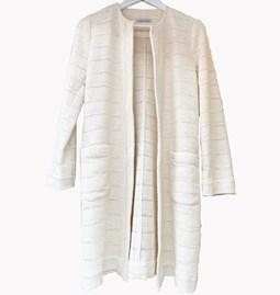 Widad's Coat white