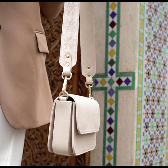 Sac Casablanca  - Design : WANDERLUST