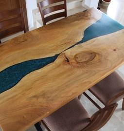 Diner Table River Cedar