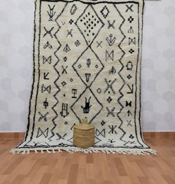 Beni Ouarain Khadija Carpet