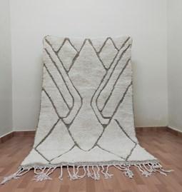 Beni Ouarain Rug Handmade to order