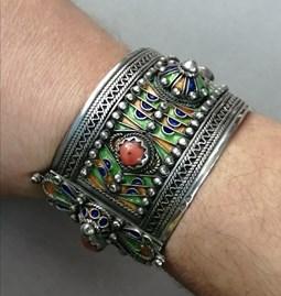 Bracelet Kabyle vintage
