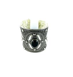 Al'Babi Bracelet, Black Stone
