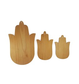 Planche KHAMSA en bois