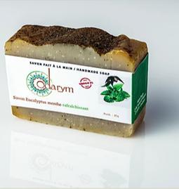 Mint-Eucalyptus refreshing soap
