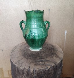 Tamegroute decorative amphora