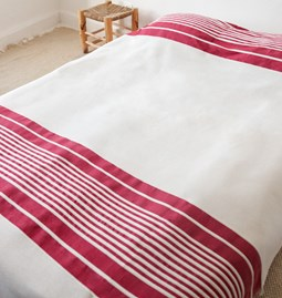 Cotton bed cover - Ref. 2