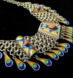 Collier de grande Kabyle