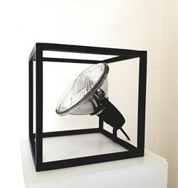Lampe cube Pauline