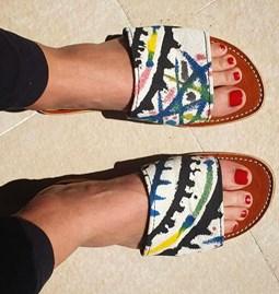 Sandales El-Fen
