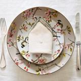 Serviettes de table en lin 4