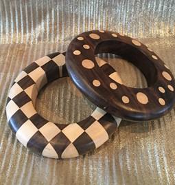 2 Bracelets bangles GI
