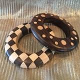 2 Bracelets bangles GI 2