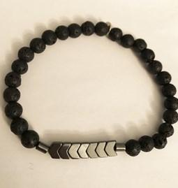 Emblematic bracelet