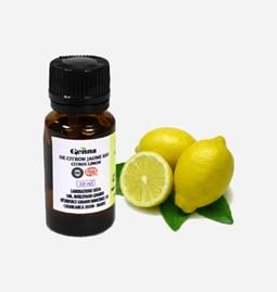 Huile essentielle de Citron Jaune Bio