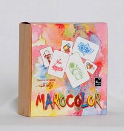 Jeu de cartes Marocolor