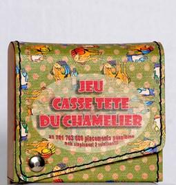Jeu Casse Tête du Chamelier